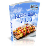 recipe book ebook cover